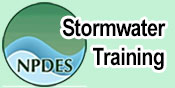 NPDES Stormwater Training
